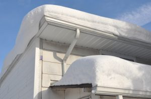 snow and ice damages gutters and roofs North Shore Home Works services Chicago, Northbrook, Highland Park, Lake Forest, Lake Bluff, Glenview, Kenilworth, Wilmette, Winnetka, and surrounding IL areas